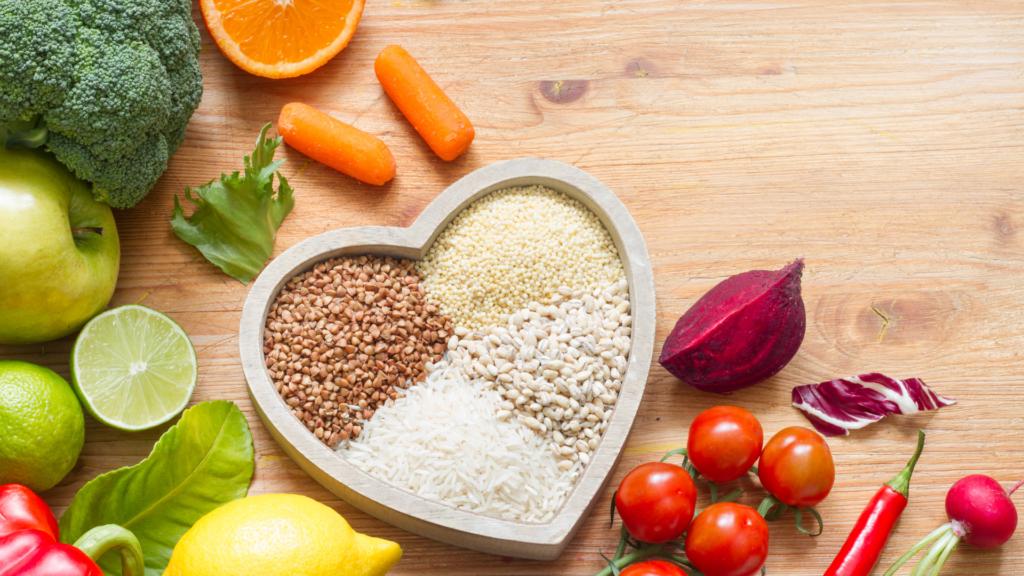 repas équilibré pour perdre du poids